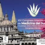 XIV Congreso Internacional de Medicina del Sueño:  ACTUALIDADES EN SUEÑO Y COVID